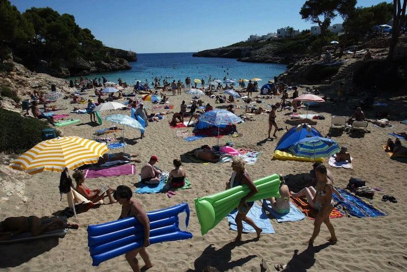 Resenytt: Mallorca i topp när svenskarna bokar sin sommarsemester