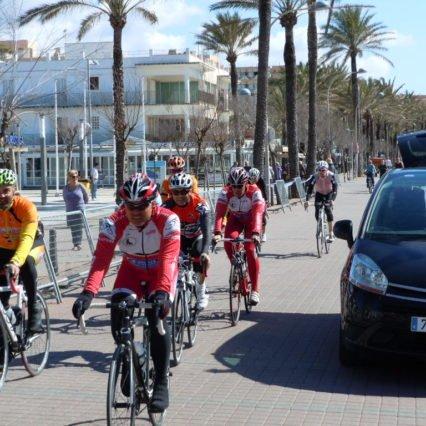 90.000 cyklister till Balearerna