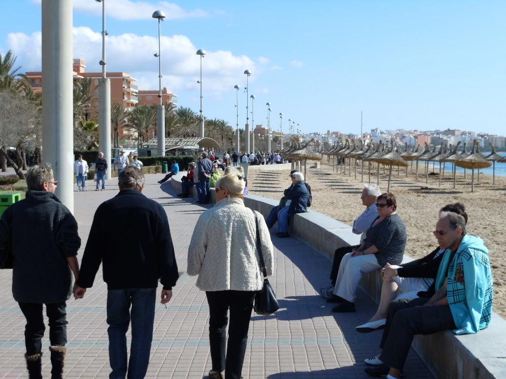 Mallorca hoppas på 20% fler turister 2011