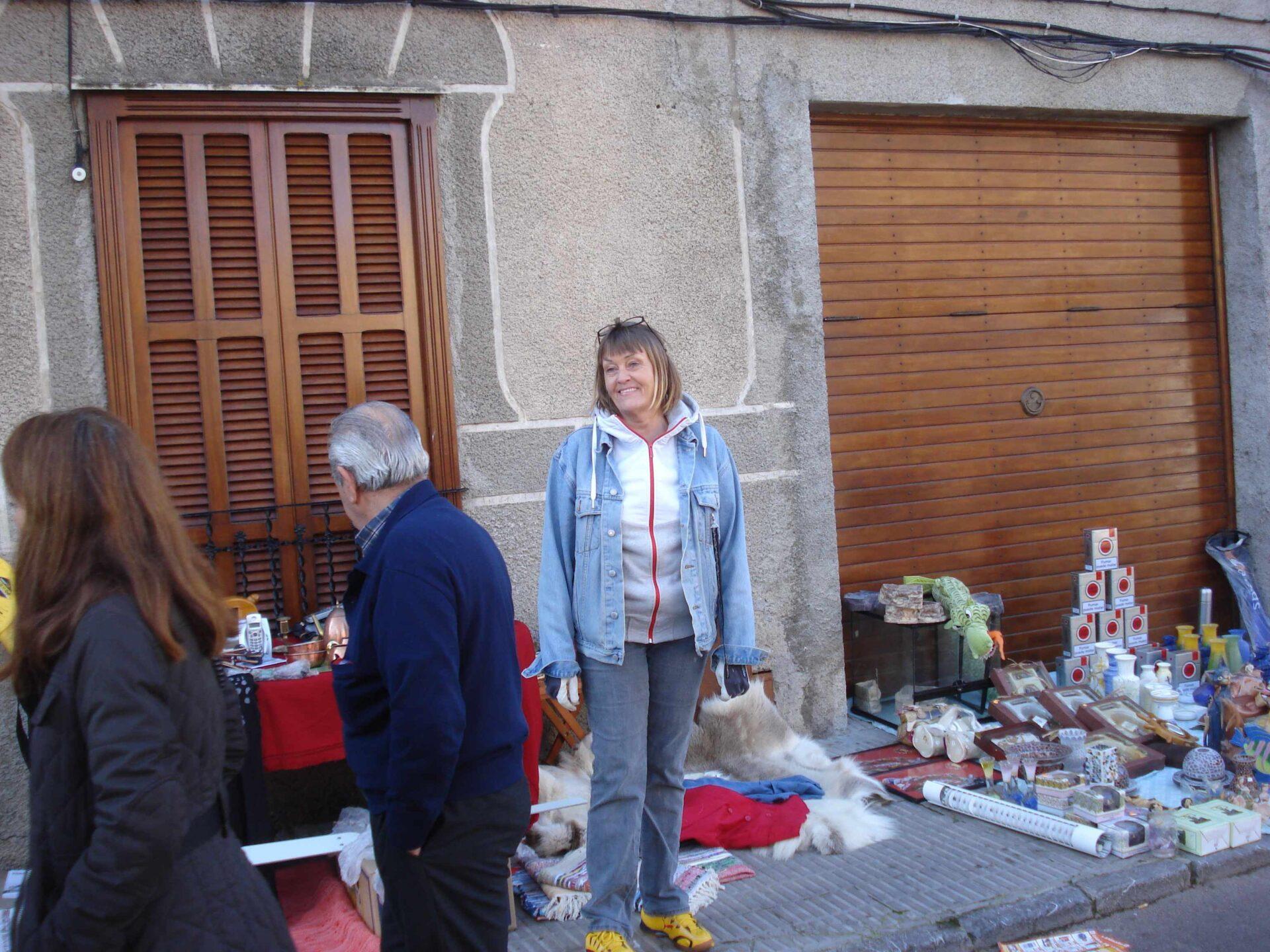Krönika: Loppmarknad i Arta