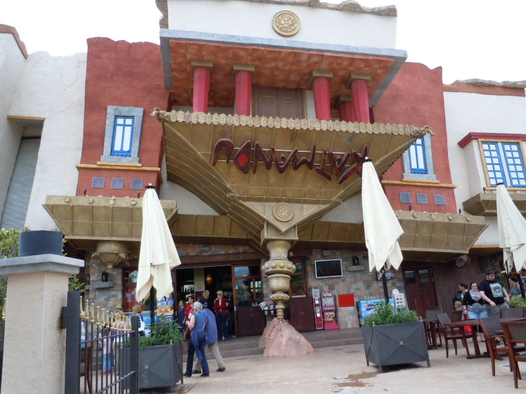 Elise besöker House of Katmandu