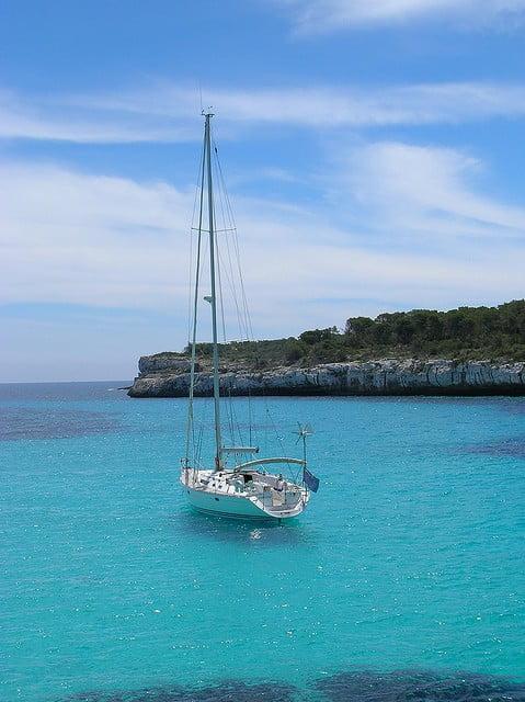 Fler väljer att hyra båt på Mallorca – upp 20%