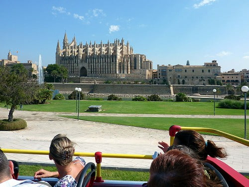 9,6% fler turister till Balearerna i maj