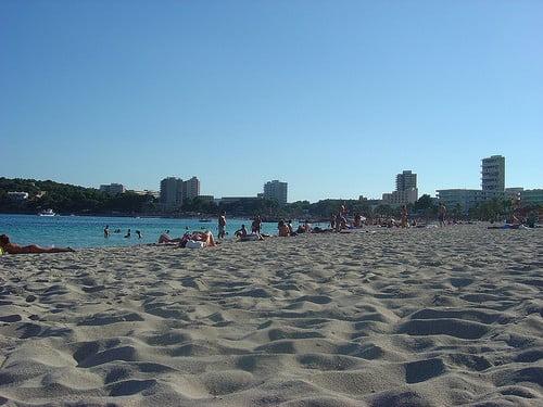 Guide till alla stränder på Mallorca