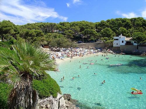 Fler turister till Mallorca i juni