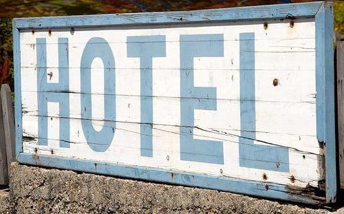 Hotellbeläggningen – 93% i juli