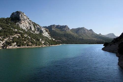 Varmt och torrt på Mallorca