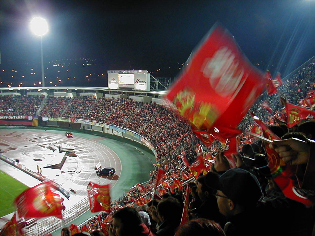 RCD Mallorca vann mot Espanyol
