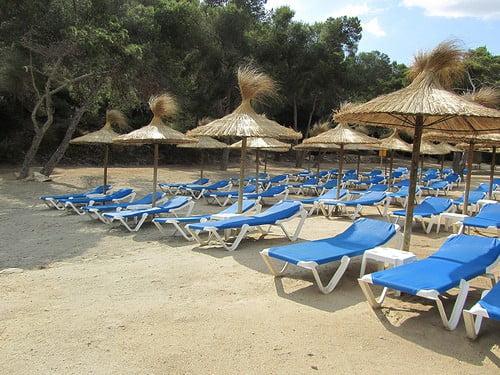 Fler utländska turister till Mallorca