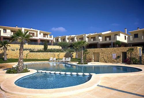 Billigare att köpa bostad i Spanien