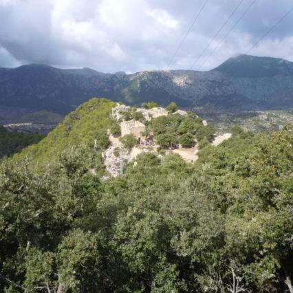 Vandring och lunch ovanför Alaró