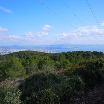 Vandring ovanför Genova
