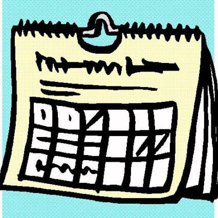 Hjälp till och fyll vår kalender