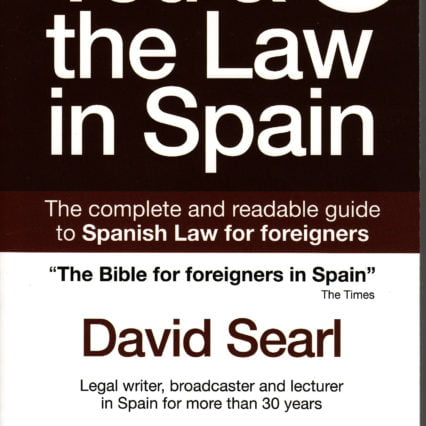 "Boktips: ""You & the Law in Spain"""