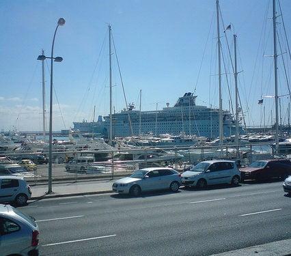 Fler kryssningsfartyg till Balearerna