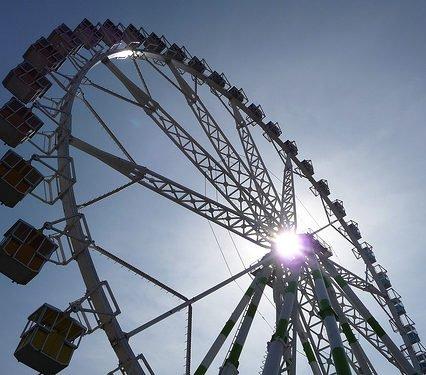 Karuseller och annat kul i Palma