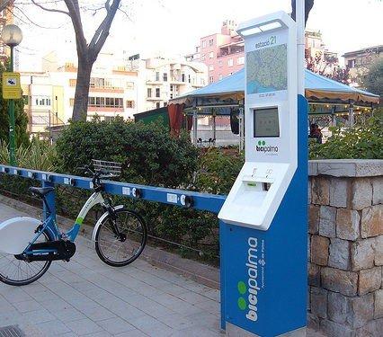 Palma de Mallorca – en cykelstad