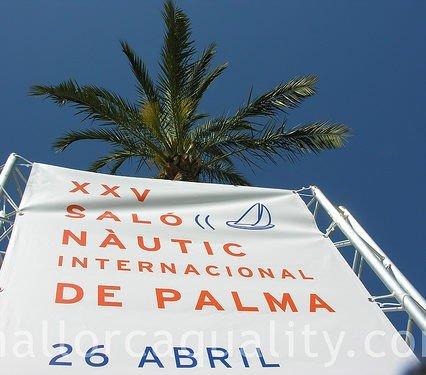 Båtmässan i Palma ställs in