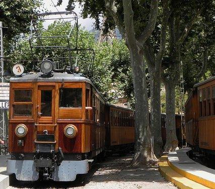 Sóller-tåget fyller 100 år