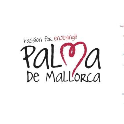 Palma de Mallorca får ny logotyp