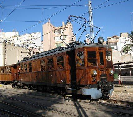 Billigare att ta tåget till Sóller