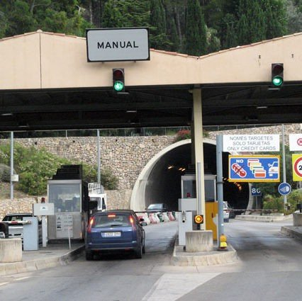 Dyrare att ta tunneln till Sóller
