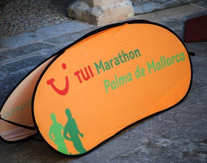 TUI Marathon i Palma 21 oktober
