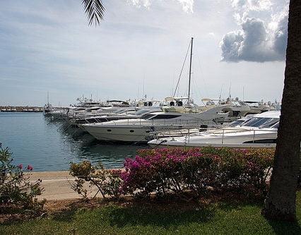 Båtmässa i Puerto Portals 26-28 maj