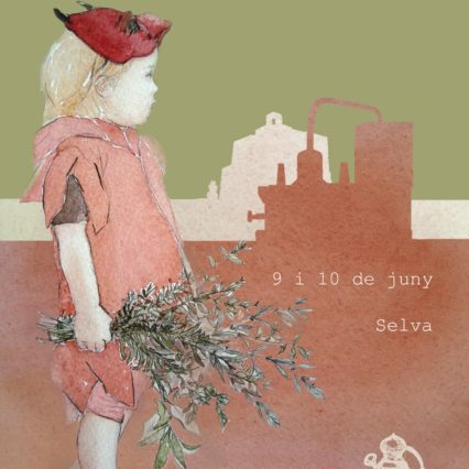 """""""Fira de ses Herbes"""" i Selva 9-10 juni"""