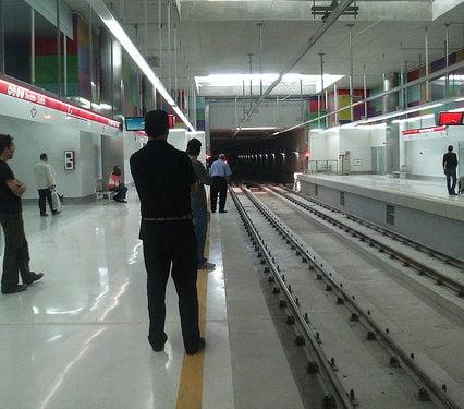 Tunnelbanan i Palma de Mallorca