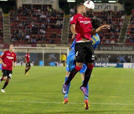 Titta på fotboll på Mallorca