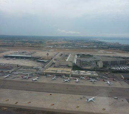 Många flög till Mallorca i juni