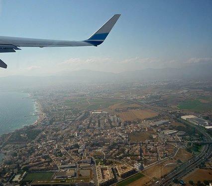 Rekordmånad för flyget på Mallorca