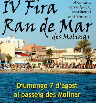 """""""V Fira Ran de Mar"""" i Es Molinar"""