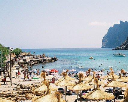 Bra månad för turismen på Balearerna
