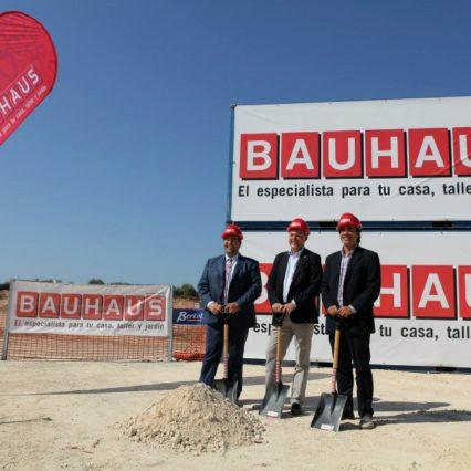 Bauhaus bygger varuhus på Mallorca