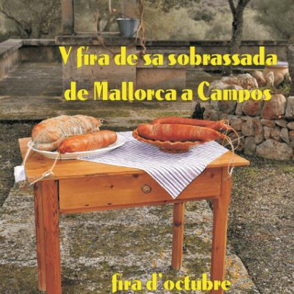 Nu kan du äta Sobrassada i Campos