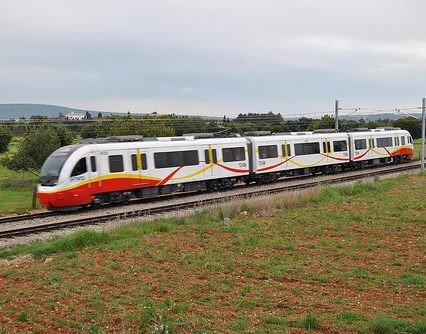 Snabbtåg mellan Palma och Inca