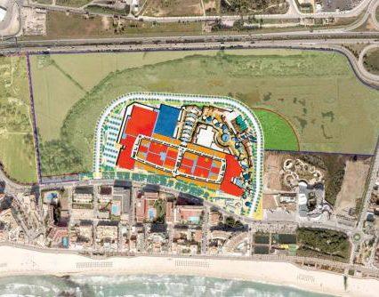 Nytt köpcentrum vid Playa de Palma