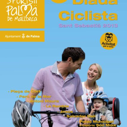 Cykelns dag i Palma de Mallorca