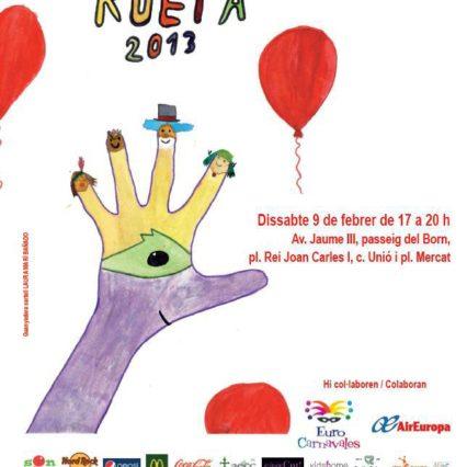 Karnevalshelg på Mallorca