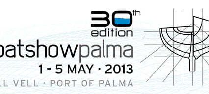 Båtmässa i Palma de Mallorca 1-5 maj