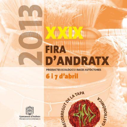 XXIX Fira de Andratx 6-7 april