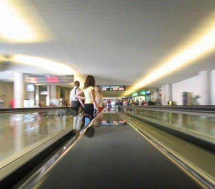 Flygtrafiken på Mallorca – mars