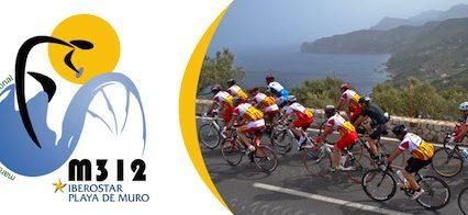 Cykeltävling runt Mallorca 312 km