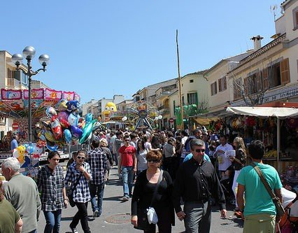 Fira de Sant Francesc i Muro 5-7 april