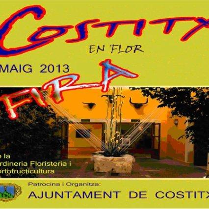 Fira Costitx en Flor 1 maj