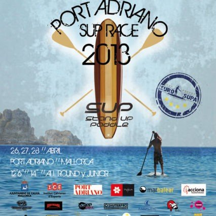 SUP Race i Port Adriano 27-28 april