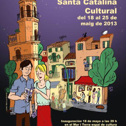 Santa Catalina Cultural 18-25 maj