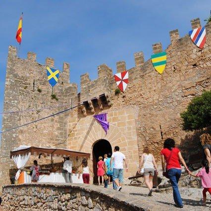 Medieval i Capdepera 17-19 maj